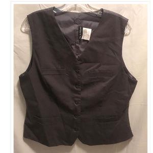 Doc & Amelia Jackets & Coats - Size Medium Doc & Amelia Vest Gray